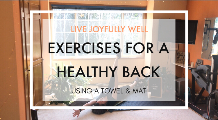 Exercises for a Healthy Back