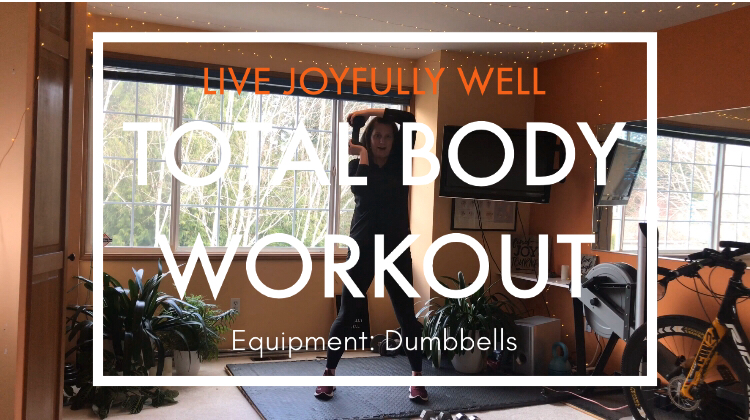 10 minute total body training